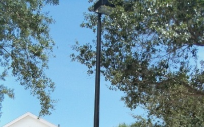 New Dumpster Lights