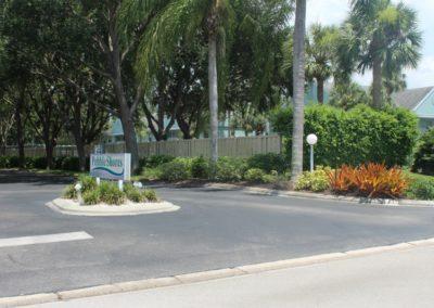 Crown Drive Entrance