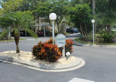Palm View Drive Entrance