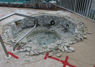 7-10-17 Spa renovation