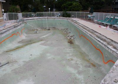 7-13-17 Pool renovation