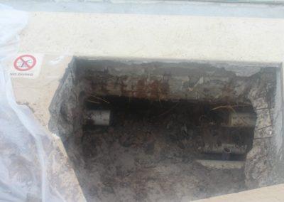 8/31/17 leak repair