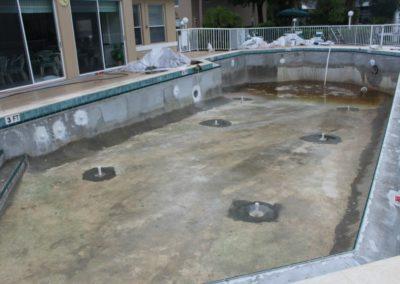 8/31/17 Pool progress
